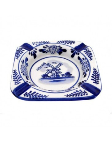 ASHTRAY Delft Blue