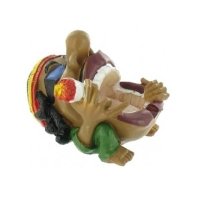 ASHTRAY MOUTH RASTA 13 CM