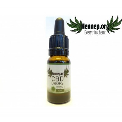 OIL CBD 10 ML. 1,25%