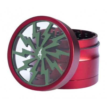 THORINDER GRINDER 62MM-RED-GREEN