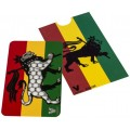Card Grinder Rasta Lion