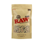 RAW PREROLLED FILTER TIPS