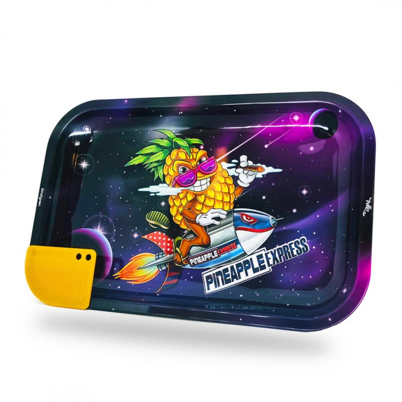 ROLLING TRAY PINEAPPLE SMALL