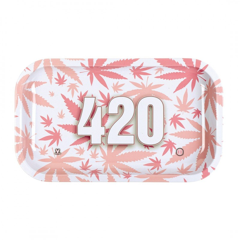 ROLLING TRAY 420 PINK