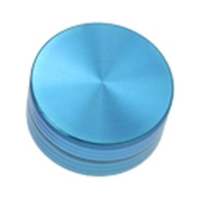 GRINDER ALUMINIUM BLUE 50MM