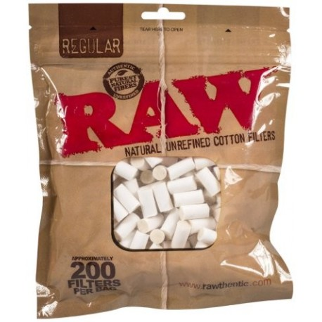 RAW FILTERS