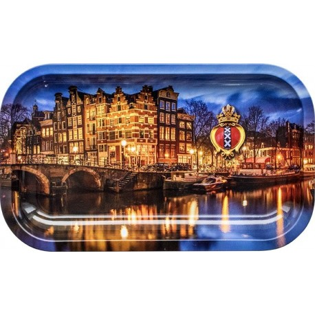 ROLLING TRAY CANAL