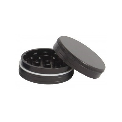 GRINDER ALUMINIUM BLACK 50MM