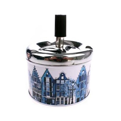 SPIN ASHTRAY HOUSES