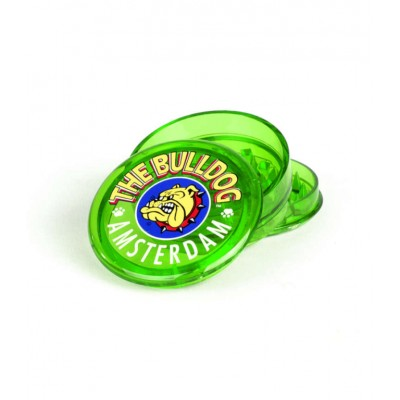 BULLDOG GRINDER 3 PARTS GREEN
