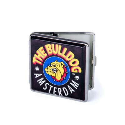 BULLDOG CIGARETTE CASE