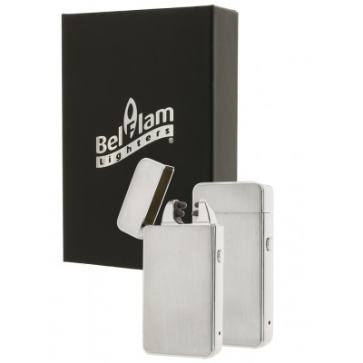 PLASMA LIGHTER SILVER