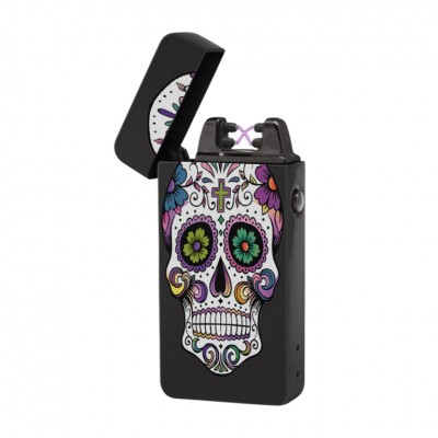 PLASMA LIGHTER SKULL