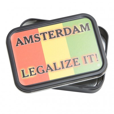 BIG TIN AMSTERDAM LEGALIZE RASTA