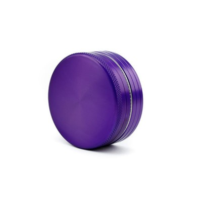 GRINDER ALUMINIUM PURPLE 50MM