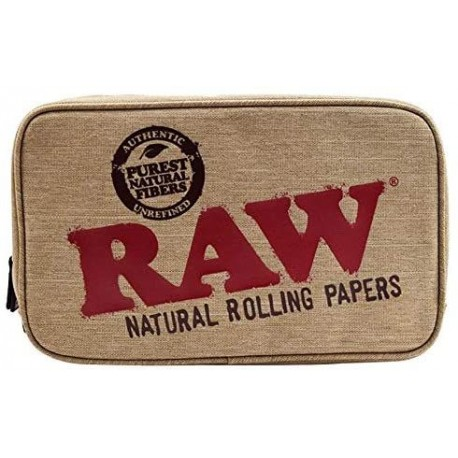 RAW SMELL PROOF POUCHE LARGE