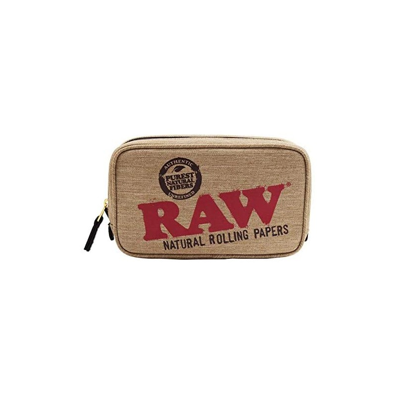 RAW SMELL PROOF POUCHE SMALL