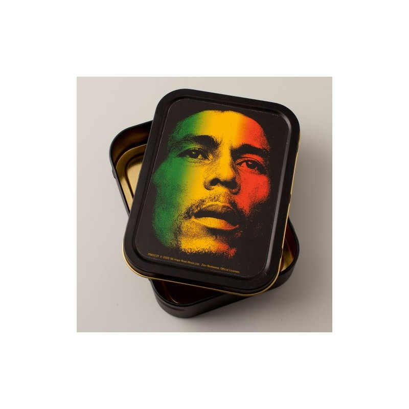 BIG TIN BOB MARLEY RASTA